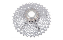 SHIMANO cassette XT 9 vitesses 11-34 dents argent